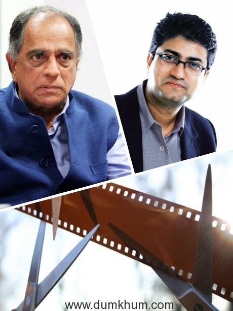 Pahlaj Nihalani-Prasoon Joshi collage 2 (Images courtesy - Google)