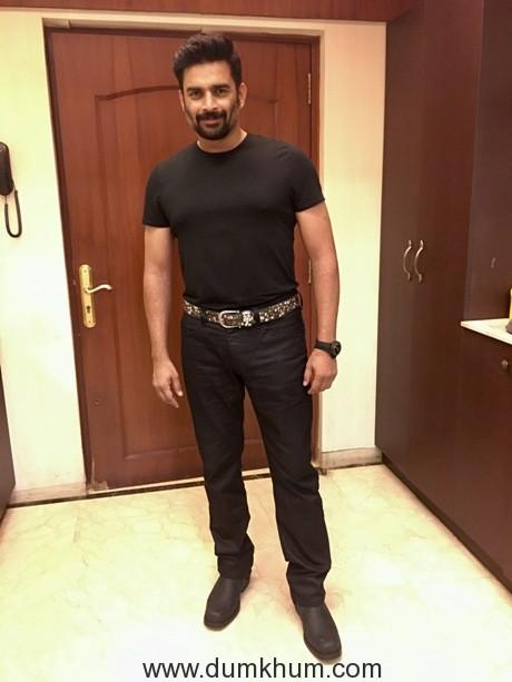 R Madhavan ---