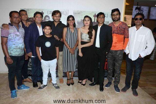 SAMEER's trailer launched - Zeeshan Ayub, Anjali Patil, Seema Biswas, Subrat Dutta-