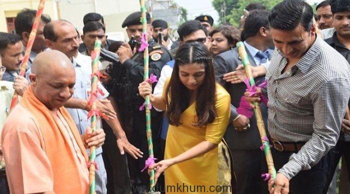The CM of UP Yogi Aditya Nath announced that Toilet ek Prem katha will be tax free in UP