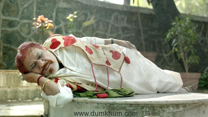The last film that late Om Puri shot for 'Mr Kabaddi'