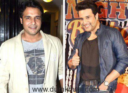 Vinay Anand and Krushna Abhishek1