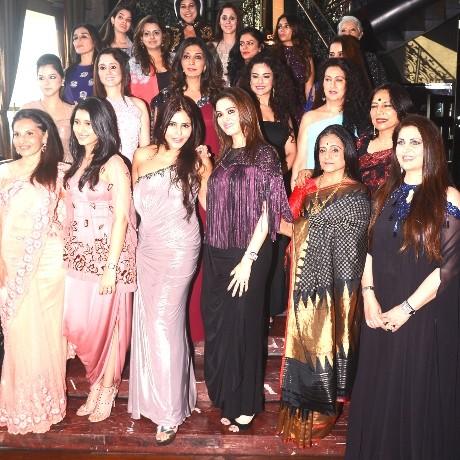 Rebecca Dewan And Nisha JamVwal Host a Women Achievers Fashion Tea party 25th September 2017 !