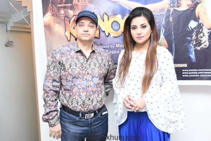 3. Champak Jain with Mouu Mukerrji (Singer, Performer)