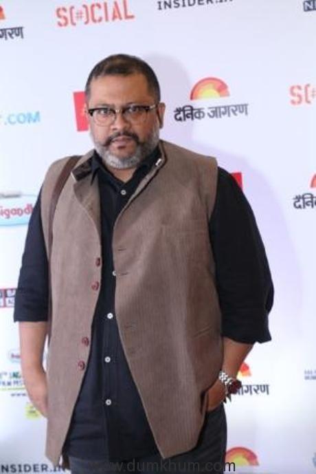 Aniruddha Roy Chowdhury at the 8th Jagran Film Festival Award Night