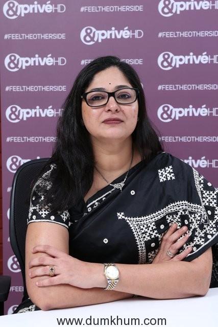 Aparna Bhosle - Business Head, English Cluster (ZEEL)