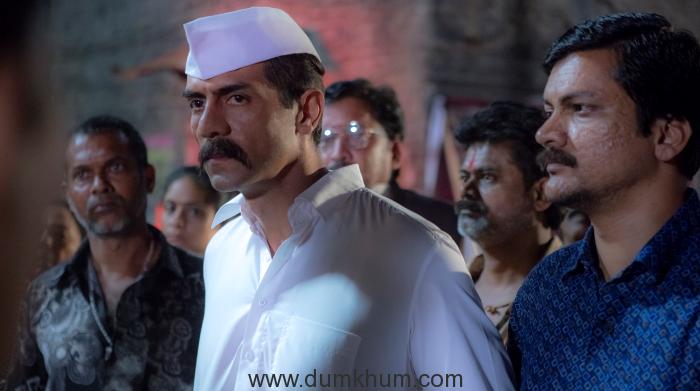 Daddy – Film Review – Arjun Rampal relives Arun Gawli aka Daddy on Celluloid