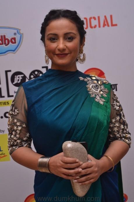Divya Datta at the 8th Jagran Film Festival