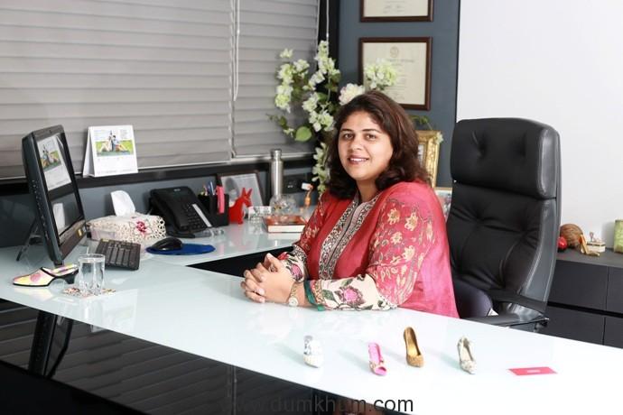 Farah Malik_MD and CEO, Metro Shoes Ltd