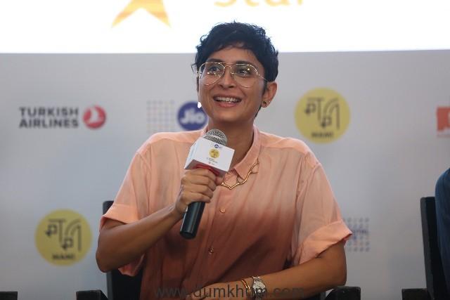 Festival Chairperson-Kiran Rao