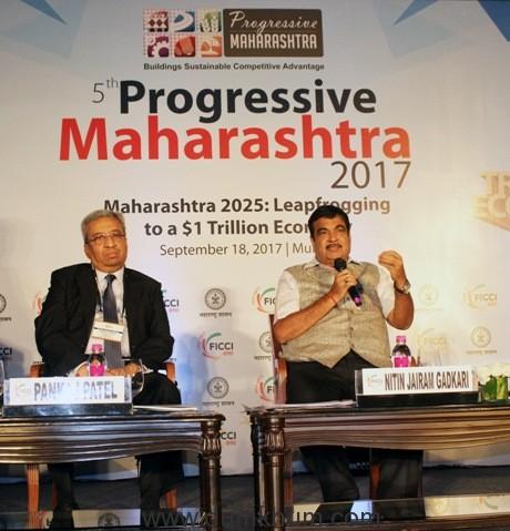 Irrigated area in Maharashtra to increase to 40 percent Nitin Gadkari-