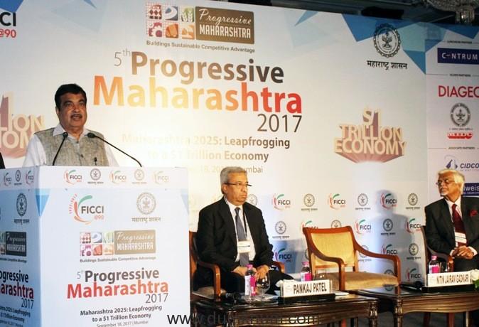 Irrigated area in Maharashtra to increase to 40% – Nitin Gadkari