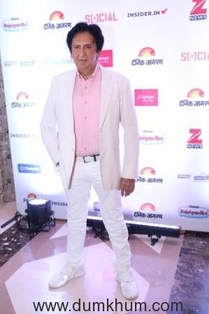 Kailash Surendranath at 8th Jagran Film Festival (1)