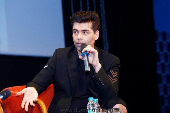 Karan Was the 1st One to receive Vogue Man of the year award….