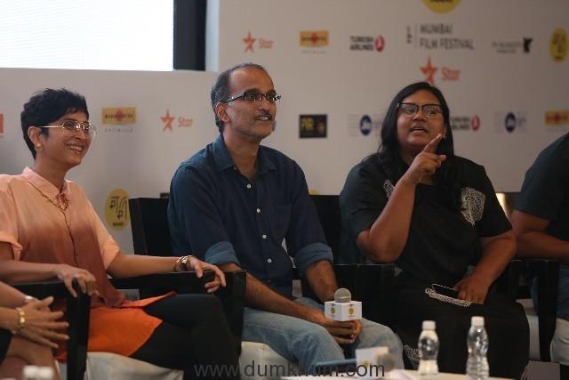 L-R Festival Chairperson Kiran Rao, Rohan Sippy, Creative Director Smriti Kiran2