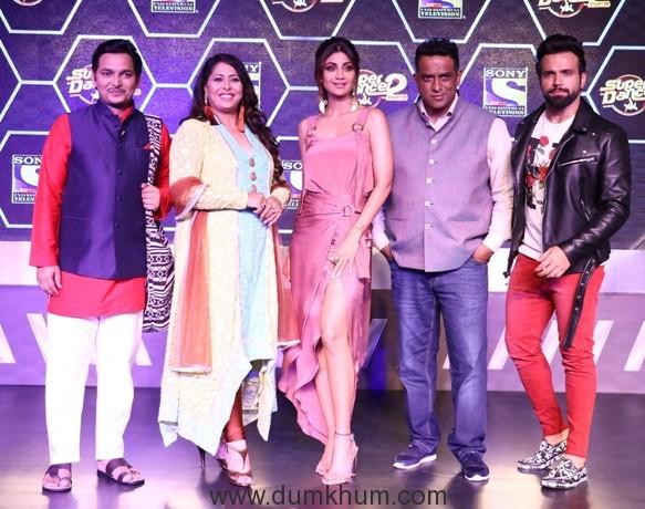 Paritosh Tripathi, Geeta Kapur, Shilpa Shetty Kundra, Anurag Basu & Rithik