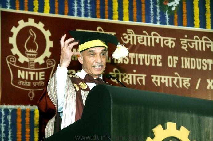 Indian Universities should aim to figure in the top 500 global rankings -Dr Satya pal Singh