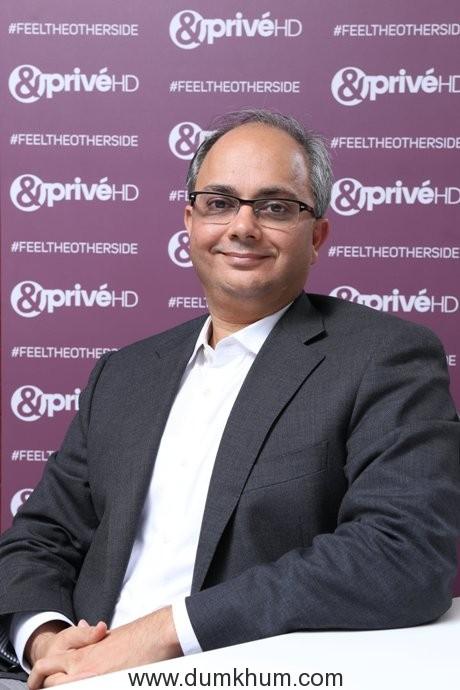 Punit Msra - CEO, Domestic Broadcast (ZEEL)