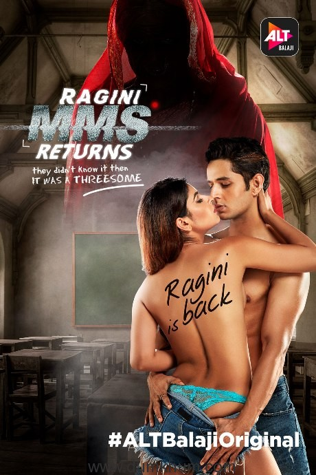 ALTBalaji's Ragini MMS Returns thrilling poster is unveiled!