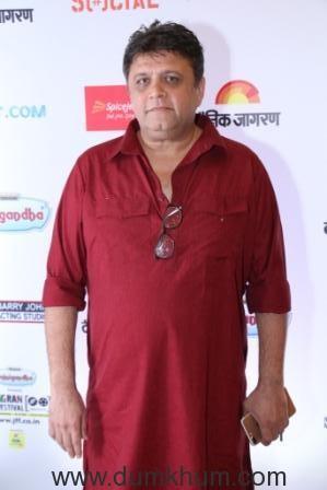 Rahul Dholakia at the 8th Jagran Film Festival Award Night