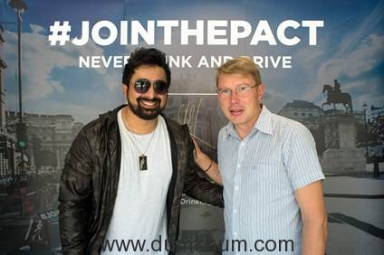Rannvijay Singha & F1 Legend Mika Hakkinen-