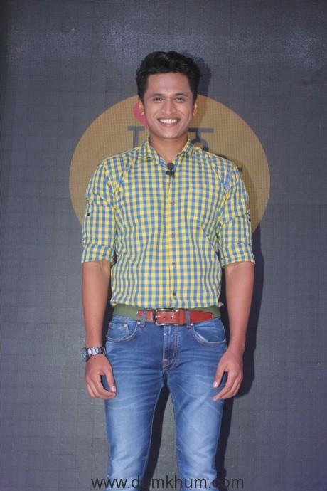 Stavan Shinde (Vishy) of Zee TV's Dil Dhhondta Hai