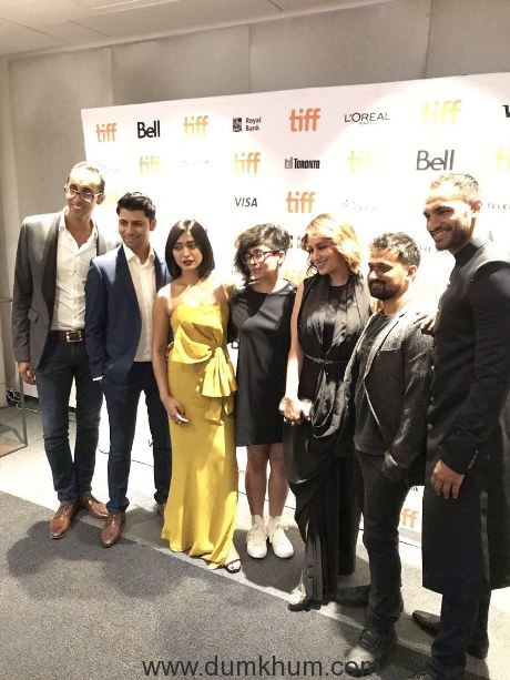 Great Response to 'The Hungry' at it's World Premiere at Toronto International Film Festival