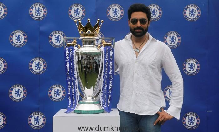 Abhishek Bachchan and Chelsea FC 3