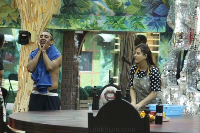 Akash teases Priyank in Bigg Boss 11
