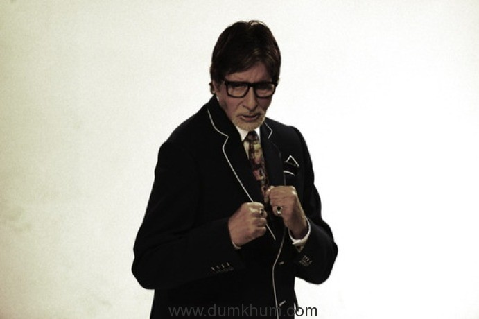 GBTL – Grasim ropes in Bollywood Superstar Mr. Amitabh Bachchan as its Brand Ambassador