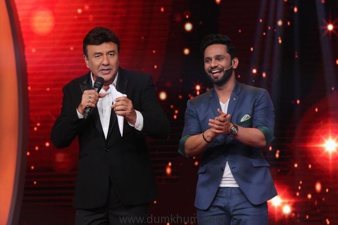 Anu Malik on the sets of &TV's Music Ki Pathshala (1)