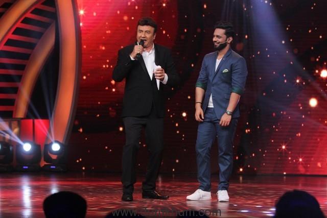 Anu Malik on the sets of &TV's Music Ki Pathshala (2)