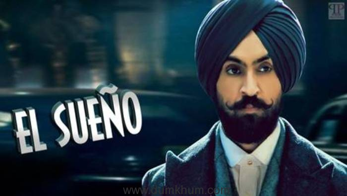 Diljit Dosanjh's latest track 'El Sueno' breaks on radio exclusively with 93.5 RED FM