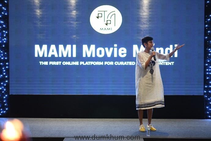 JIO MAMI 19th MUMBAI FILM FESTIVAL WITH STAR LAUNCHES THE MAMI MOVIE MANDI
