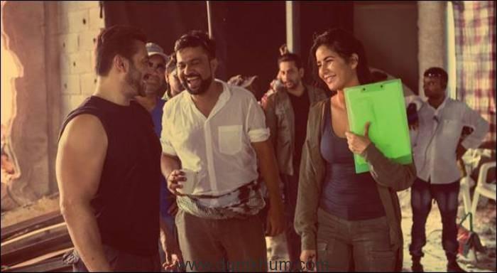 It's A Wrap for Yash Raj Films' Salman- Katrina Starrer Tiger Zinda Hai