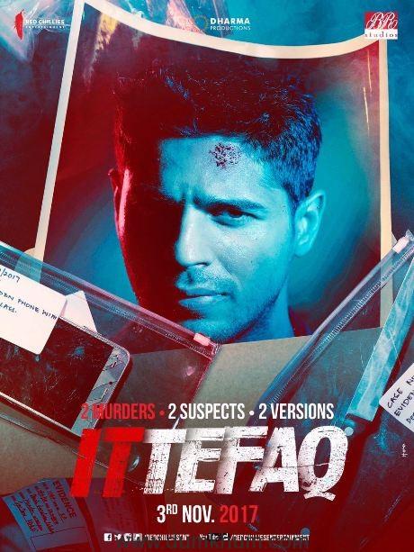 Ittefaq - First Look-