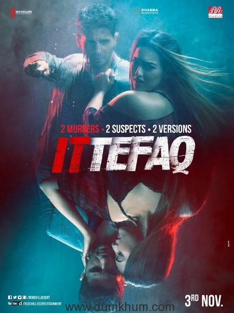 Here's The New Poster of Ittefaq