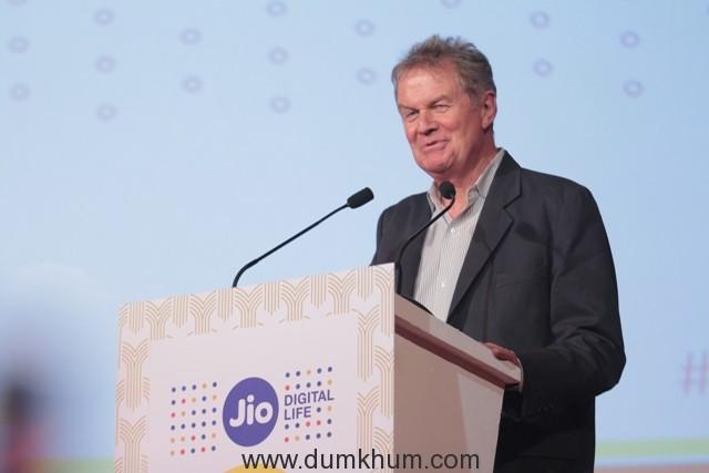 -John Madden, Head of Jury, International Competition