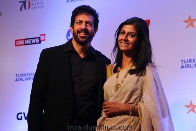Kabir Khan and Nandita Das