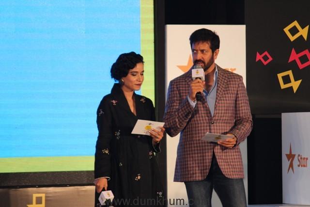 LtoR- Tillotama Shome & Kabir Khan - Jury Dimensions Mumbai