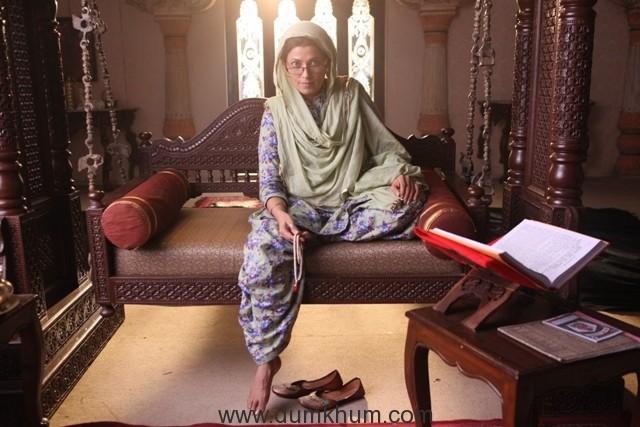 Meghna Malik as Ammaji - Laado2_