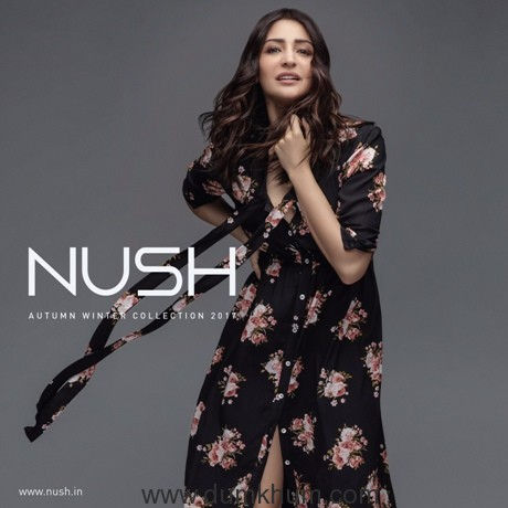 Anushka Sharma Launches NUSH her Very Own Signature Apparel Line
