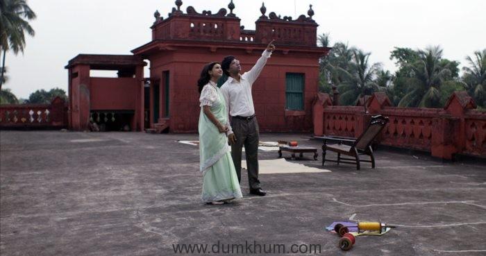 Patralekha and Rajkummar in Bose (2)