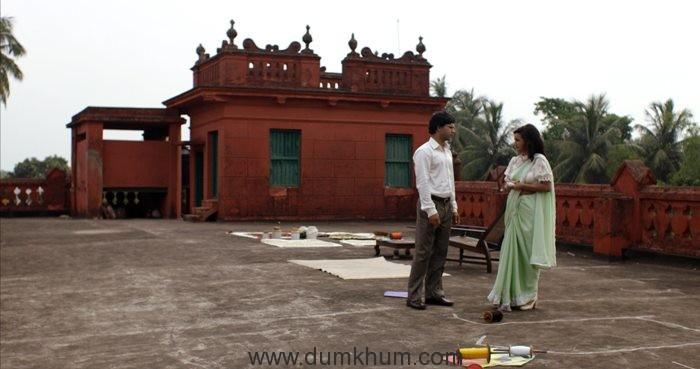 Patralekha and Rajkummar in Bose (3)