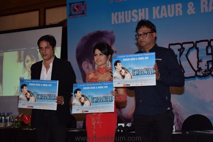 Rahul Roy - Khushi Kaur - Ashwin Maharaj-