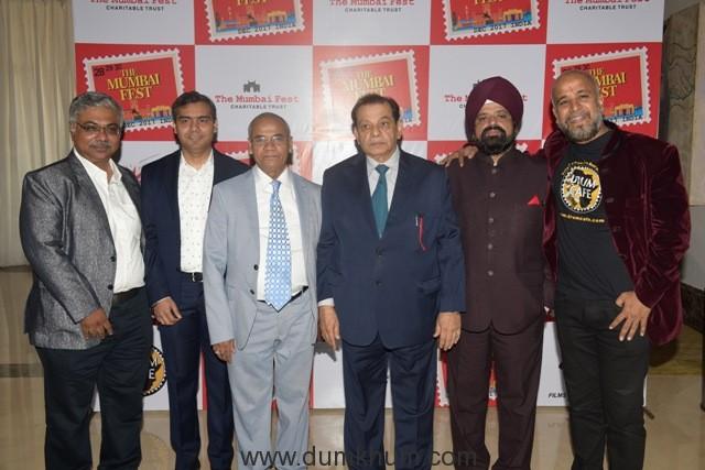 1. Pranav Jayaram (Trustee), Capt. Avinash Singh(Promoter), Krishna Kumar Singh (Vice President), Amarnath Sharda (Promoter), Harjeet Singh Anand (Treasurer) , Dr. Vinod Hasal (President) KPP_8181