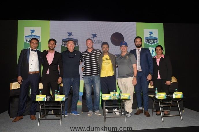 PEGASUS SPORTS IN ASSOCIATION WITH GRAND SLAM BASEBALL BRINGS BASEBALL TO MUMBAI