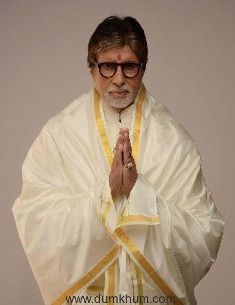 Amitabh Bachchan Commences the shoot of Kaun Banega Crorepati Season 9-3