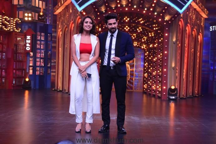 Asha Negi and Ravi Dubey