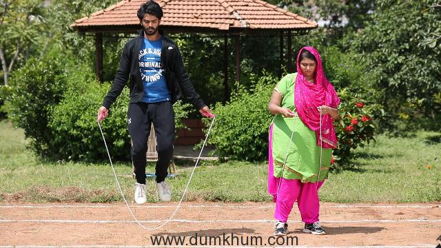 Gundamma to take up the Kabaddi Challenge in Zee Kannada's Brahmagantu!--